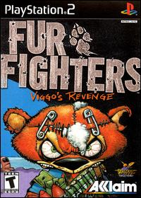 Caratula de Fur Fighters Viggo's Revenge para PlayStation 2