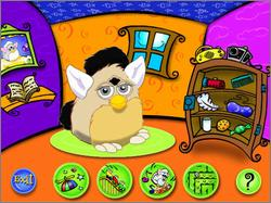 Pantallazo de Furby: Big Fun in Furbyland para PC