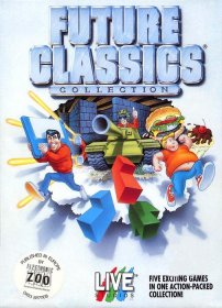 Caratula de Future Classics Collection para Amiga