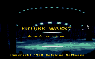 Pantallazo de Future Wars para PC
