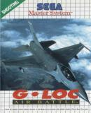 Caratula nº 122371 de G-LOC: Air Battle (451 x 647)