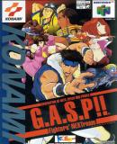 Caratula nº 153429 de G.A.S.P.!! Fighters\' NEXTream (365 x 500)