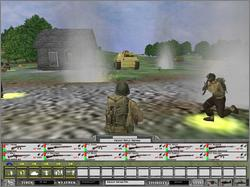 Pantallazo de G.I. Combat -- Episode I: Battle of Normandy para PC