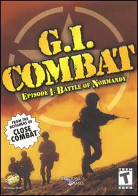 Caratula de G.I. Combat -- Episode I: Battle of Normandy para PC