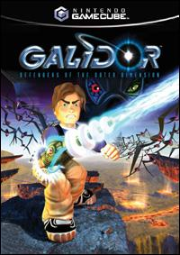 Caratula de GALIDOR: Defenders of the Outer Dimension para GameCube