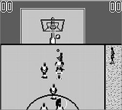 Pantallazo de GB Basketball para Game Boy