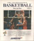 Caratula nº 10937 de GBA Championship Basketball: Two-on-Two (201 x 280)