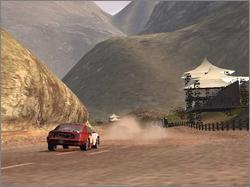Pantallazo de GTC Africa (Global Touring Challenge) para PlayStation 2