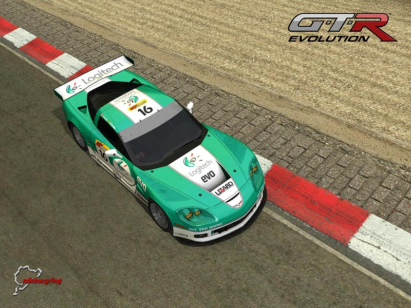 Pantallazo de GTR Evolution para PC