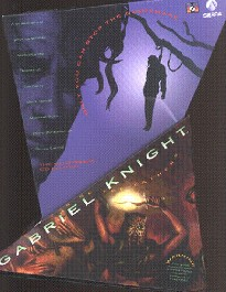 Caratula de Gabriel Knight: Sins of the Fathers CD-ROM para PC