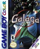 Carátula de Galaga: Destination Earth