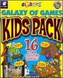 Carátula de Galaxy of Games: Kids Pack