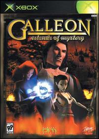 Caratula de Galleon: Islands of Mystery para Xbox