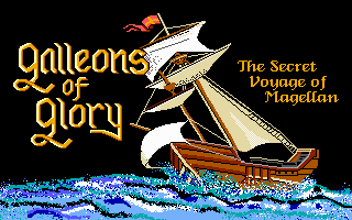 Pantallazo de Galleons of Glory para PC