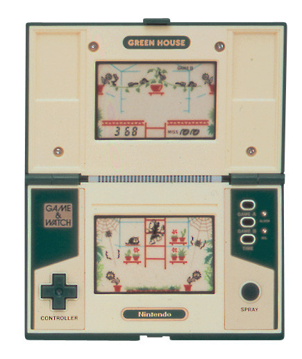 Pantallazo de Game & Watch Collection (Japonés) para Nintendo DS