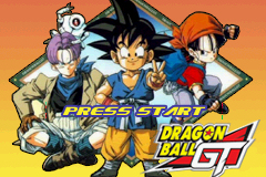 Pantallazo de Game Boy Advance Video: Dragon Ball GT Vol. 1 para Game Boy Advance