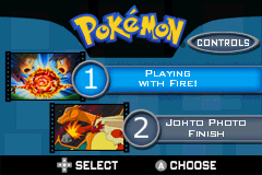 Pantallazo de Game Boy Advance Video: Pokémon Vol. 2 para Game Boy Advance
