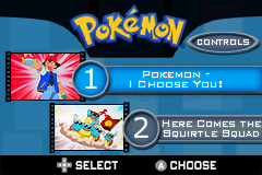 Pantallazo de Game Boy Advance Video: Pokémon Vol. 3 para Game Boy Advance