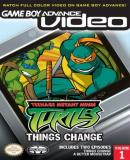 Caratula nº 23992 de Game Boy Advance Video: Teenage Mutant Ninja Turtles Vol. 1 (340 x 475)
