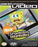 Caratula nº 27252 de Game Boy Advance Video - SpongeBob SquarePants Volume 3 (359 x 500)