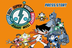 Pantallazo de Game Boy Advance Video - Super Robot Monkey Team Volume 1 para Game Boy Advance