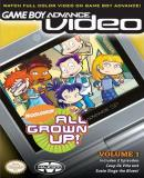 Caratula nº 26752 de Game Boy Advanced Video - All Grown Up - Volume 1 (354 x 500)