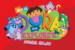 Pantallazo de Game Boy Advanced Video - Dora the Explorer - Volume 1 para Game Boy Advance