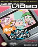 Carátula de Game Boy Advanced Video - Fairly Odd Parents Volume 2
