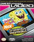 Carátula de Game Boy Advanced Video - SpongeBob SquarePants Volume 1