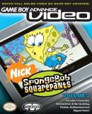 Caratula nº 26689 de Game Boy Advanced Video - SpongeBob SquarePants Volume 2 (341 x 475)