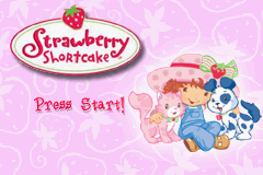 Pantallazo de Game Boy Advanced Video - Strawberry Shortcake - Volume 1 para Game Boy Advance