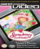 Carátula de Game Boy Advanced Video - Strawberry Shortcake - Volume 1