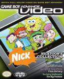 Caratula nº 26803 de Game BoyAdvance Video - Nicktoons Collection - Volume 1 (340 x 475)