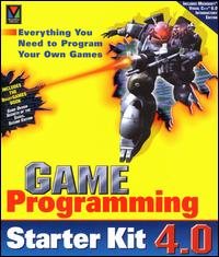 Caratula de Game Programming Starter Kit 4.0 para PC