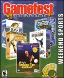 Carátula de Gamefest: Weekend Sports