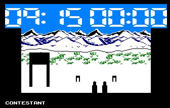 Pantallazo de Games: Winter Edition, The para Amstrad CPC