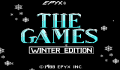 Pantallazo nº 68169 de Games: Winter Edition, The (320 x 200)