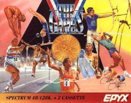 Caratula de Games - Summer Edition, The para Spectrum