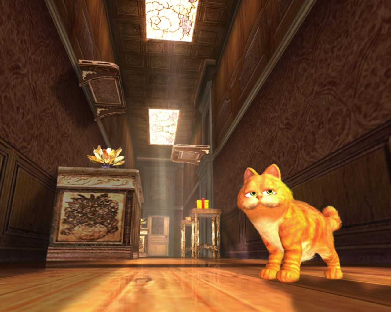 Pantallazo de Garfield 2 (A Tale of Two Kitties) para PC