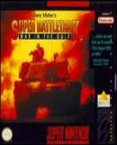 Carátula de Garry Kitchen's Super Battletank: War in the Gulf