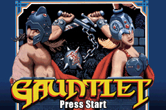 Pantallazo de Gauntlet & Rampart para Game Boy Advance