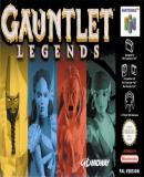 Caratula nº 154627 de Gauntlet Legends (640 x 468)