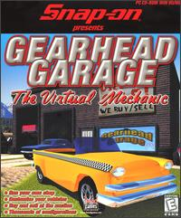 Caratula de Gearhead Garage: The Virtual Mechanic para PC