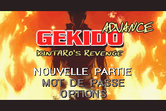 Pantallazo de Gekido Advance: Kintaro's Revenge para Game Boy Advance