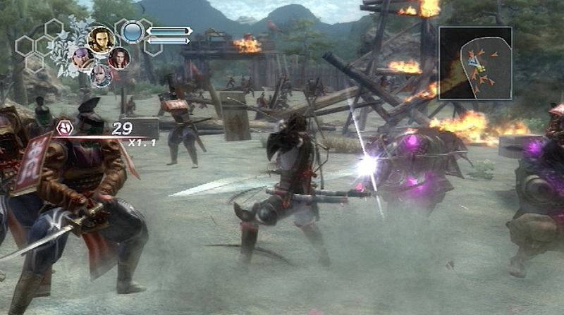 Pantallazo de Genji: Days of the Blade para PlayStation 3
