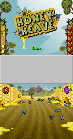 Pantallazo de George of the Jungle para Nintendo DS