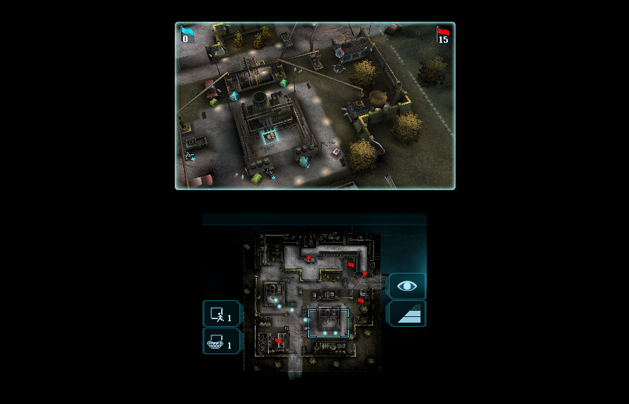 Pantallazo de Ghost Recon: Shadow Wars para Nintendo 3DS