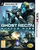Caratula nº 221291 de Ghost Recon: Shadow Wars (600 x 549)