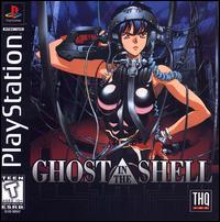 Caratula de Ghost in the Shell para PlayStation