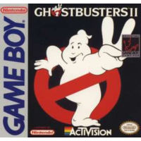 Caratula de Ghostbusters II para Game Boy